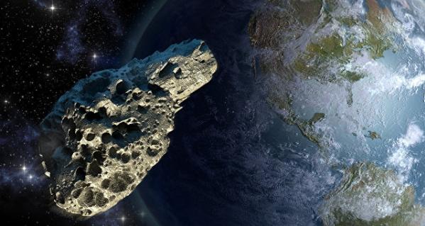 Унебі над Африкою вибухнув двометровий астероїд