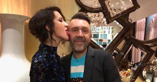 Сергій Шнуров і Матильда