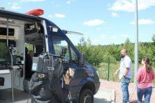 Вимірювання радіаційного фону в Києві