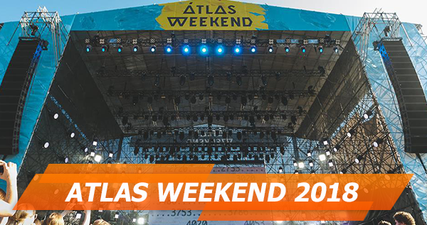 Билеты на Atlas Weekend 2018 купить