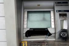У Харкові підірвали банкомат