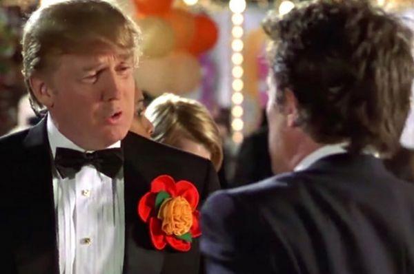 Дональд Трамп у кіно