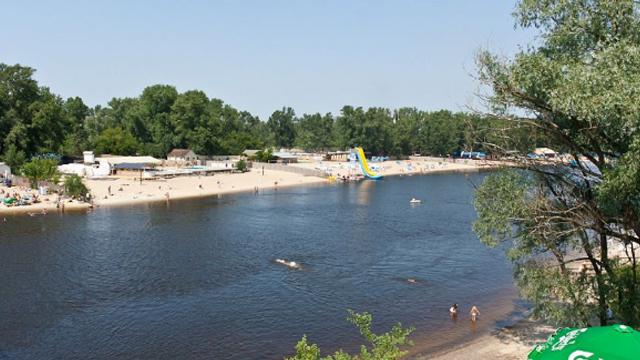 Де купатися у Києві: кращі пляжі 2020