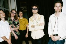 Британская инди-рок-группа The Vaccines выступит перед концертом Imagine Dragons 31 августа на НСК Олимпийский.