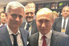 Путін та Моурінью