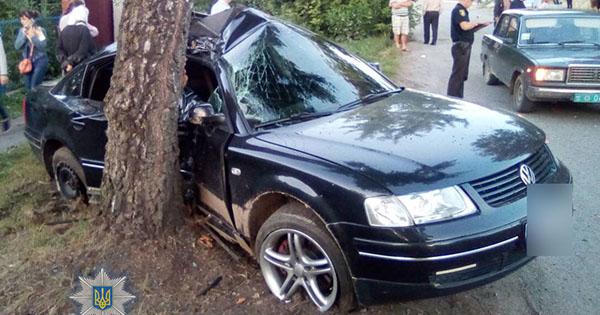 У ДТП на Рівненщині постраждали 6 дітей
