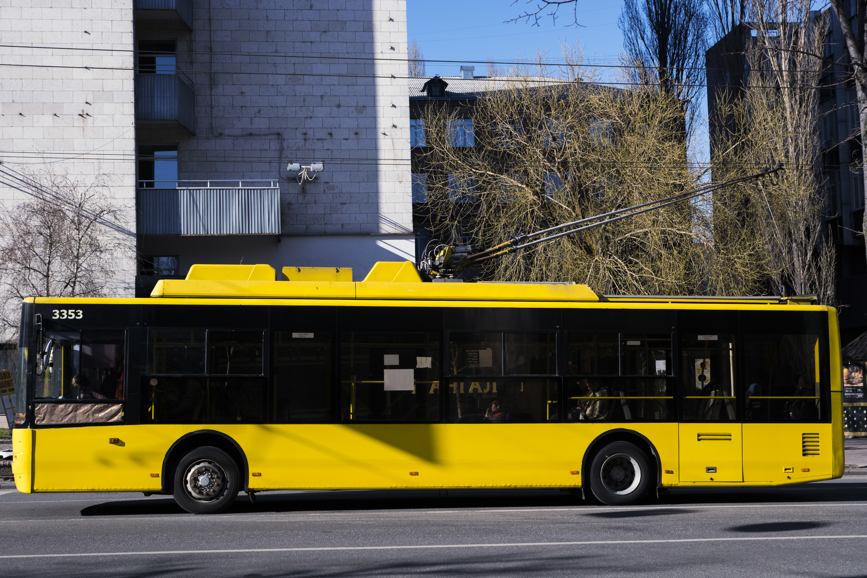 Громадський транспорт Києва
