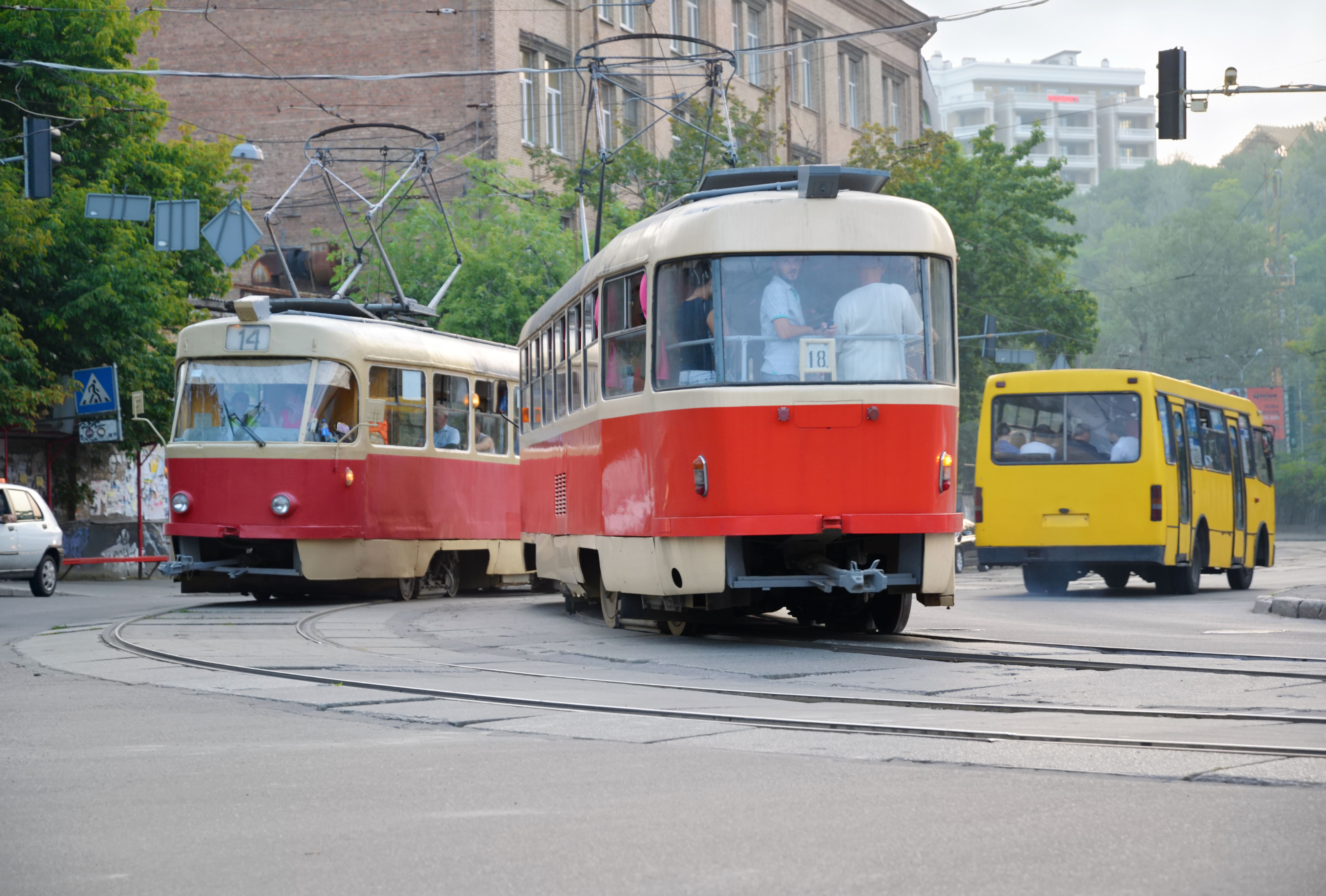 Маршрутки Києва