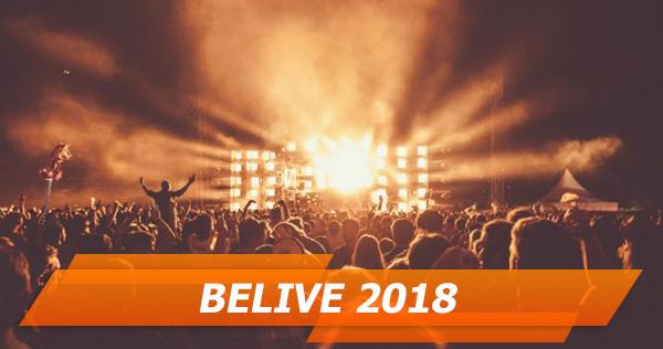 belive 2018 расписание