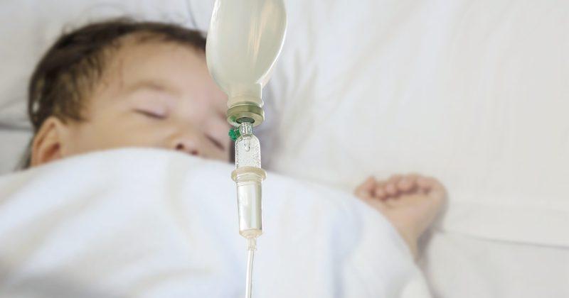 Дитина у лікарні