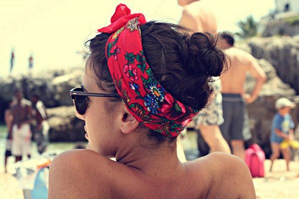 Зачіски для пляжу: 5 найзручніших