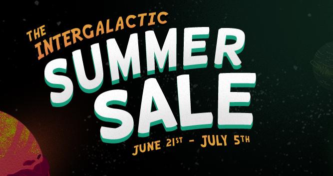 Літній розпродаж Steam