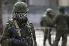 Зелені чоловічки у Криму