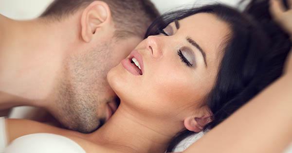Яркие оргазмы женщин