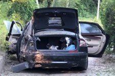 Вибух у Харкові: підірвали авто директора фармкомпанії