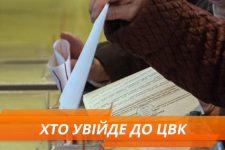 голосування за членів цвк