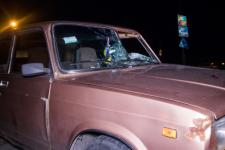 Таксі на смерть збило чоловіка