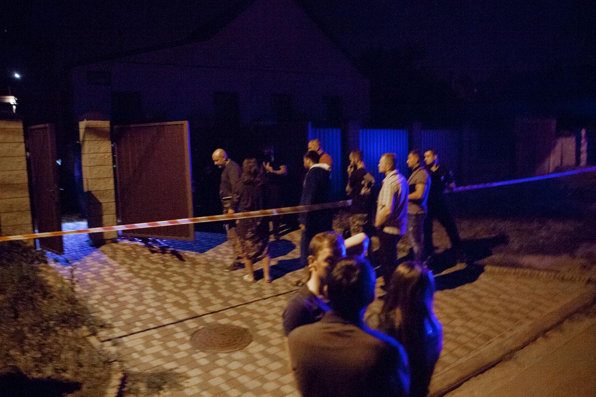 Стрілянина у Дніпрі