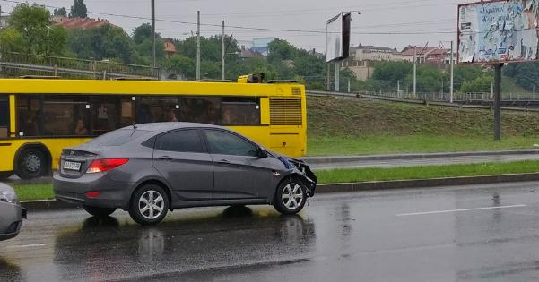 ДТП у Києві