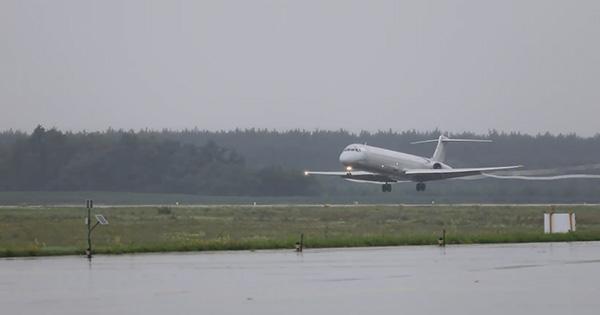 Аварійна посадка в Борисполі