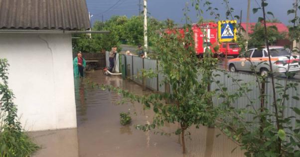 Потоп на Хмельниччині