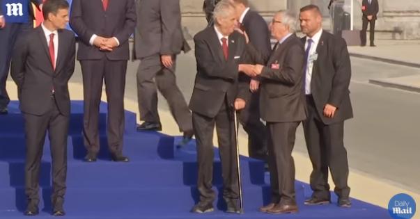 Юнкер на саміті НАТО