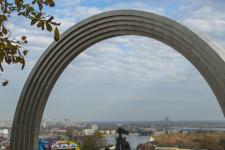 Арку дружби народів у Києві