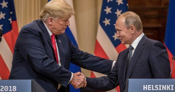 Трамп: зустріч зПутіним пройшла щекраще, ніж саміт НАТО