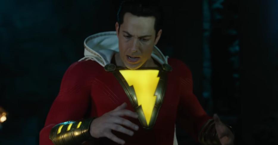 НаComic-Con показали 1-ый трейлер супергеройского блокбастера «Шазам!»