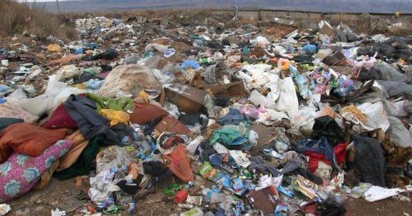 мусор в крыму