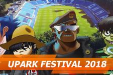 Upark festival 2018 расписание