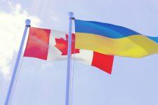 Україна Канада
