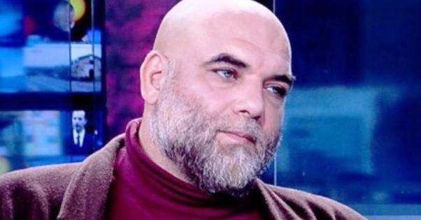 Російський журналіст Орхан Джемаль