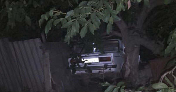 На Херсонщині п'яний військовий комісар за кермом вбив молоде подружжя