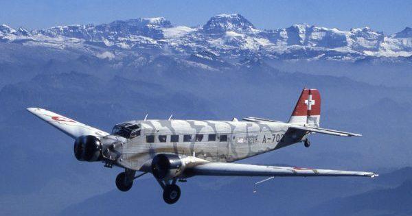авиакатастрофа в альпах