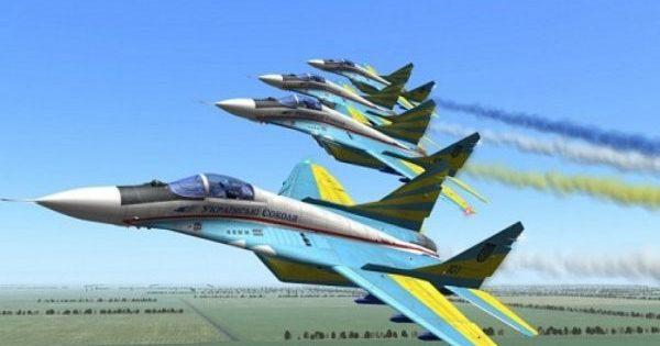 День Воздушных сил ВСУ