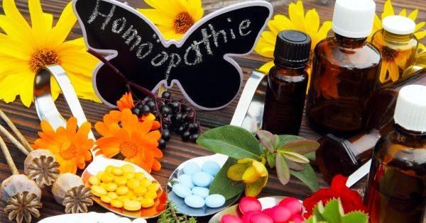 гомеопатия