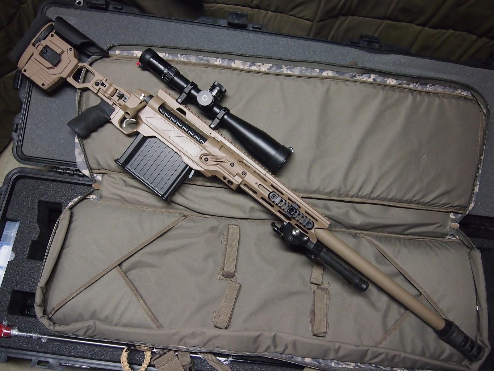 Гвинтівка PGW LRT-3