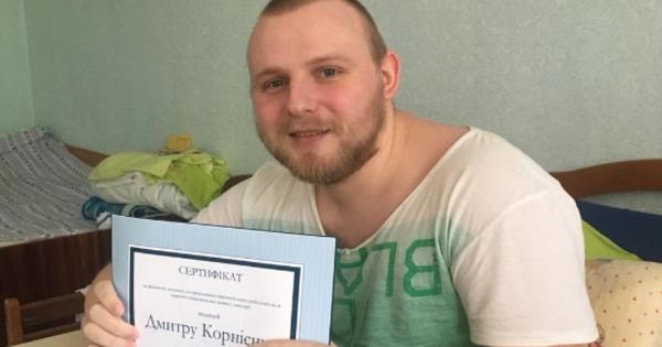 Василий Веселый помогает АТО