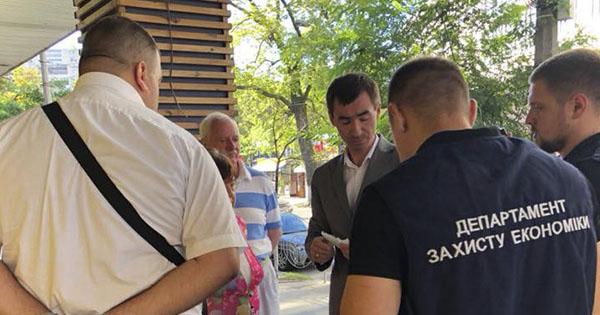 Павла Дроняка затримали