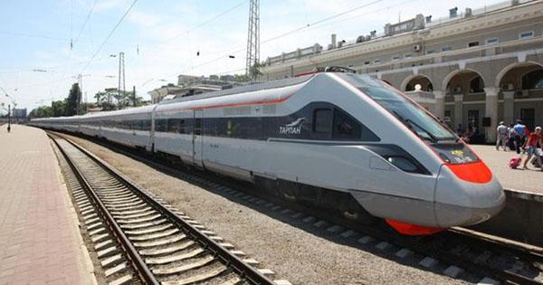 Потяг Тарпан