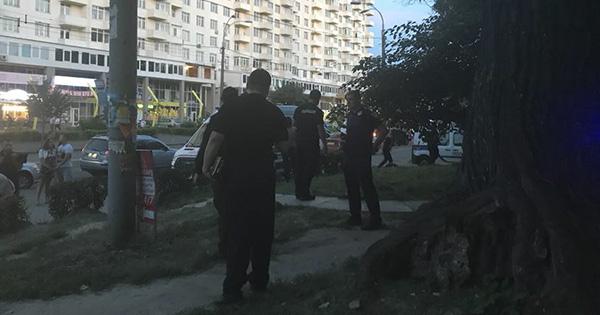 Пограбування на Щербакова