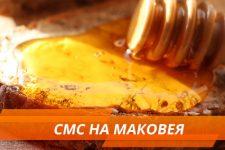 СМС привтання на Медовий спас (Маковея)