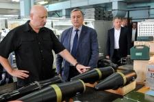Олександр Турчинов показав ракети