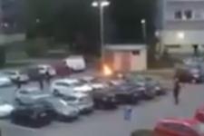 Підпал авто
