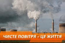Промислове забруднення повітря
