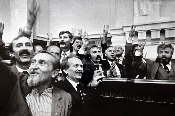 Голосування за незалежність України