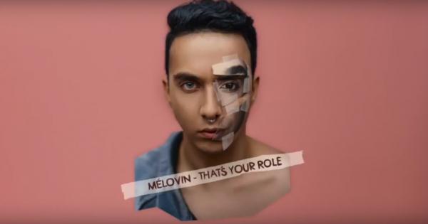 MELOVIN випустив новий трек That's Your Role