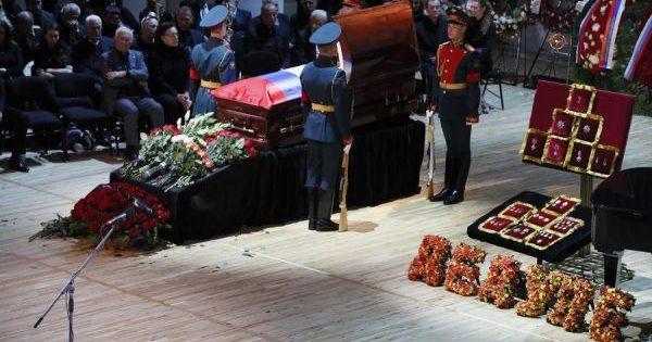 похороны кобзона