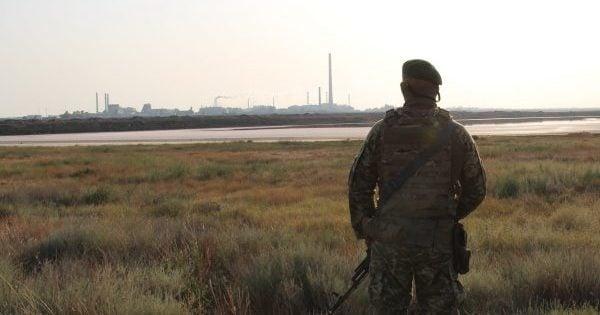 Кордон з Кримом